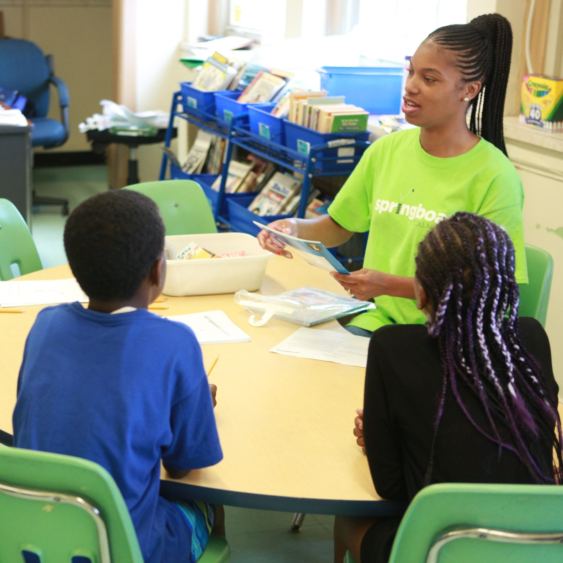 Case study: Baltimore City Public Schools & Springboard support learning at home